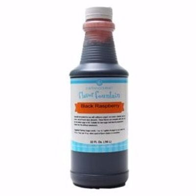 Black Raspberry Flavor 32 oz Bottle