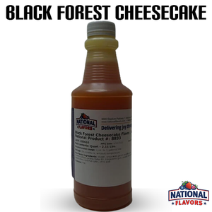 Black Forest Cheesecake (aka NYC Cheesecake) Flavor 32 oz Bottle