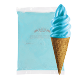 Blue Cotton Candy Cone Dip Coating 1L Bag