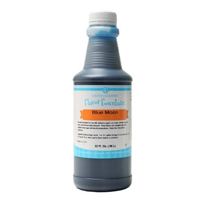 Blue Moon Flavor 32 oz Bottle