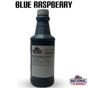 Blue Raspberry Flavor 32 oz Bottle