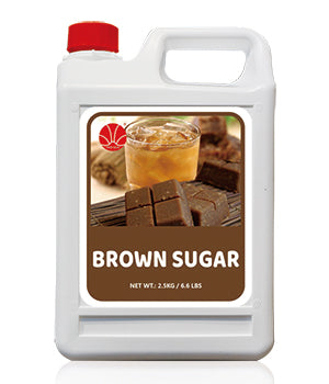 Brown Sugar Syrup 5KG Bottle