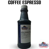 Coffee Espresso Flavor 32 oz Bottle