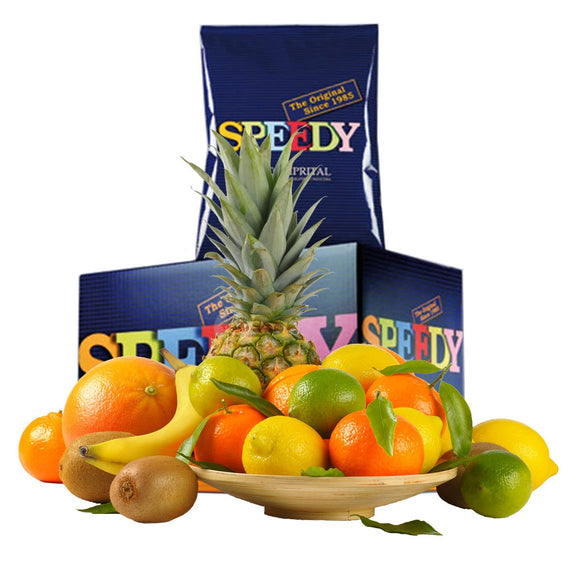 Speedy Classic P082A: Soleada - Tropical Fruit Mixs by Comprital Italy