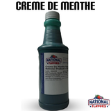 Creme de Menthe Flavor 32 oz Bottle