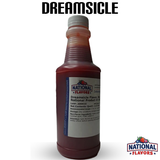 Dreamsicle (aka Creamsicle) Flavor 32 oz Bottle