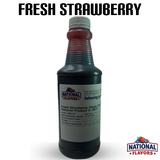 Fresh Strawberry Flavor 32 oz Bottle