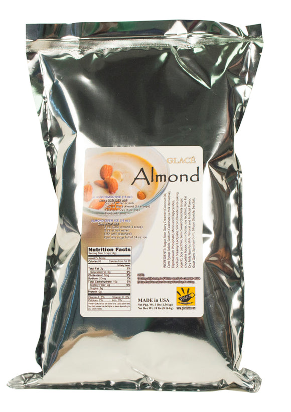 Almond Bubble Tea / Latte and Frappe Mix 3.0lb bag