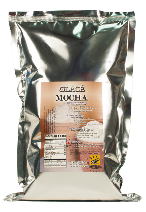 Mocha 4 in 1 Bubble Tea / Latte and Frappe Mix