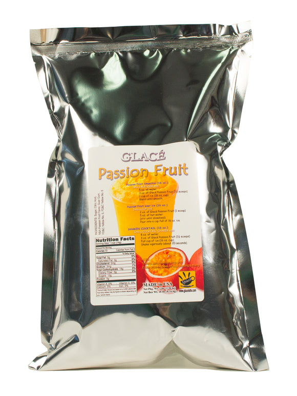 Passion Fruit Bubble Tea / Fruit Smoothie Mix 3.0lb bag