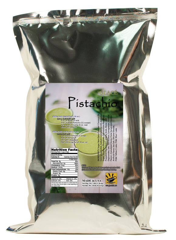Pistachio Bubble Tea 3.0lb bag