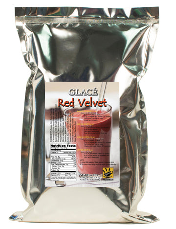 Red Velvet Bubble Tea / Latte and Frappe Mix 3.0lb bag