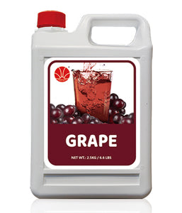 Grape Fruit Syrup 5KG Jar