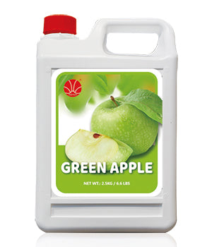 Green Apple Fruit Syrup 5KG Jar