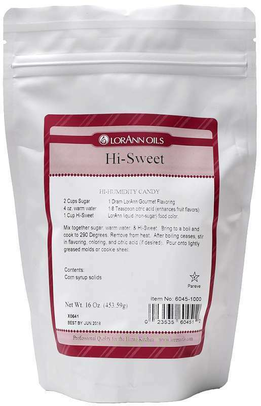 Hi-Sweet Powdered Corn Syrup 1 lb. 16 oz. Bag
