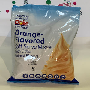 Orange Dole Whip 4.4lb Bag