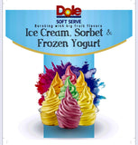 Dole Raspberry Soft Serve Mix