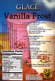 Vanilla Frost Smoothie Base Mix