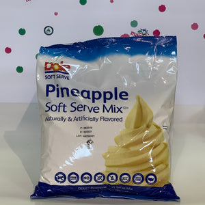 Dole Pineapple Soft Serve Mix