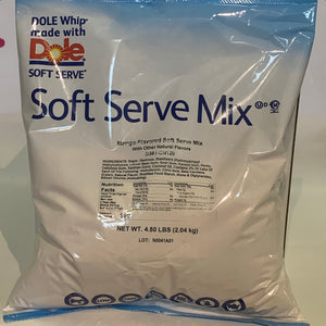 Dole Mango Soft Serve Mix