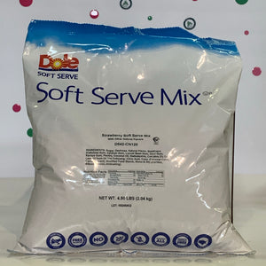 Dole Strawberry Soft Serve Mix
