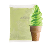 Key Lime Pie Chocolate Cone Dip Coating by McLean Berthelet Canada