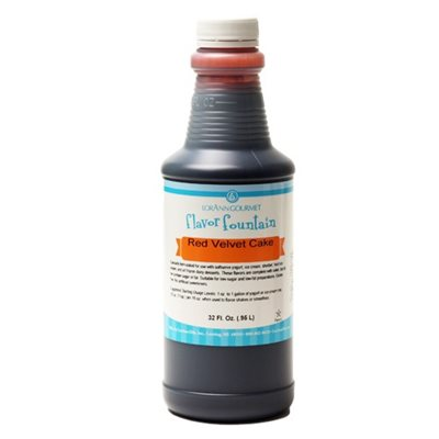 Red Velvet Flavor 32 oz Bottle