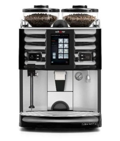 Schaerer Coffee Art Plus TouchIT Super Automatic Espresso Machine