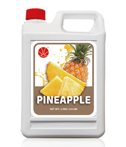 Pineapple Fruit Syrup 5KG Jar