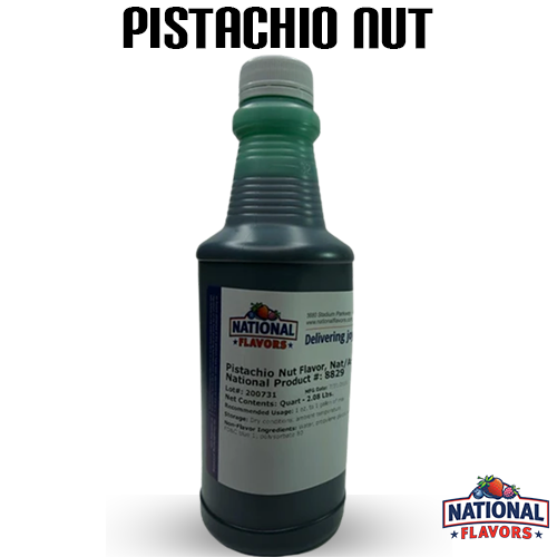 Pistachio Nut Flavor 32 oz Bottle