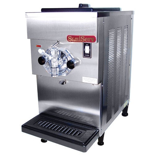 SaniServ 608 - Single Flavour Shake Machine - 2 shakes per minute