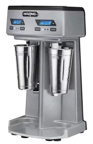 Waring WDM240TX - Double Spindle Drink Mixer, Countertop