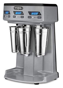 Waring WDM360TX - Triple Spindle Drink Mixer, Countertop