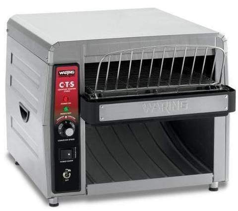 Waring CTS1000CND Commercial / Professional Conveyor Toaster - 120V - 450 slices per hour (Canadian Use Only)