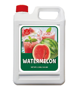 Watermelon Fruit Syrup 5KG Jar