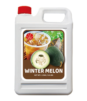 Winter Melon Fruit Syrup 5KG Jar