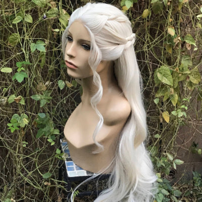 Daenerys Season 4 Game Thrones Lace Front Wig - Royal Enchantments