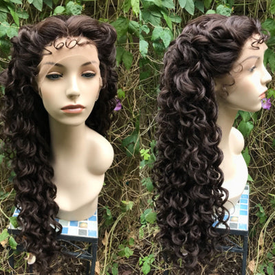 Phantom Christine Broadway Theater Lace Front Wig - Royal Enchantments