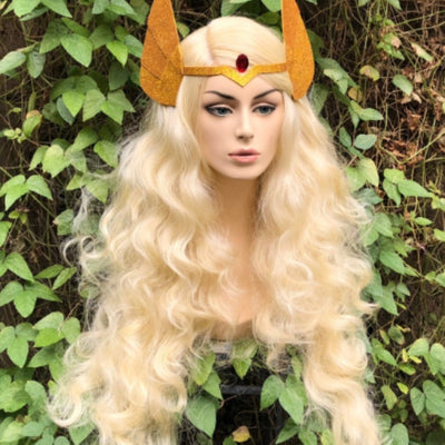 She Ra Princess Power Lace Front Wig - Royal Enchantments