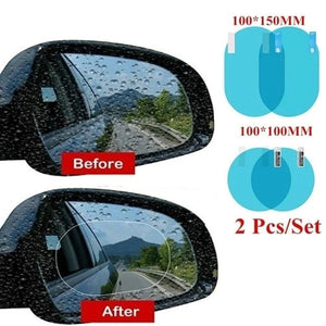 2Pcs/set Rainproof Car Film