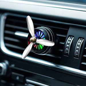 Car Perfume Diffuser LED Light