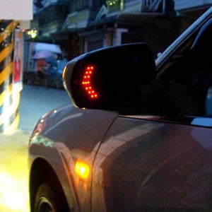 2 Pcs LED Mirro Indicator Turn Signal
