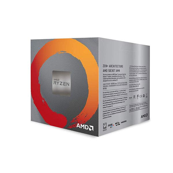AMD Ryzen 5 3400G Desktop APU with Vega 11 Graphics