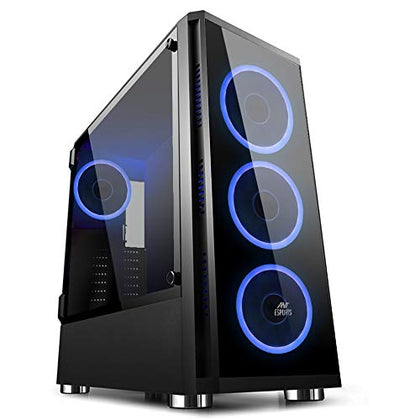 Ant Esports ICE-400TG Mid Tower Gaming Cabinet