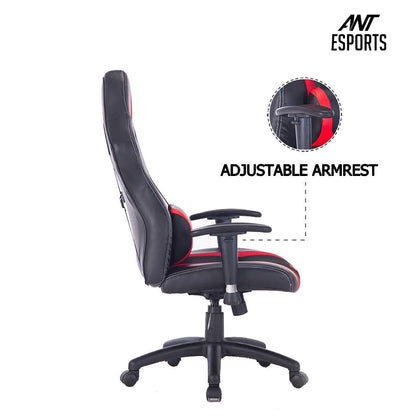 Ant Esports GameX Alpha (Red-Black)