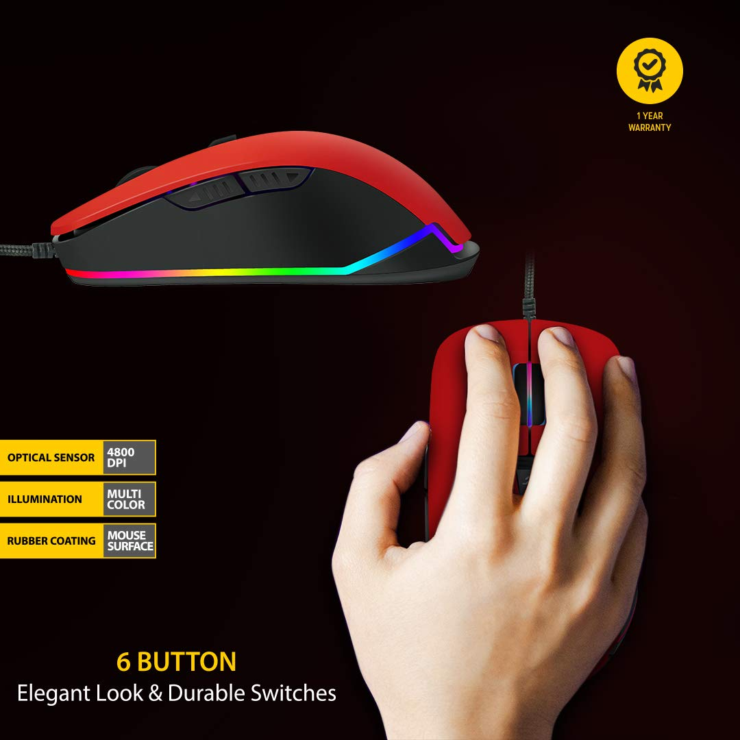 Ant Esports GM100 Gaming Mouse