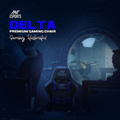 Ant Esports GameX Delta (Blue-Black)