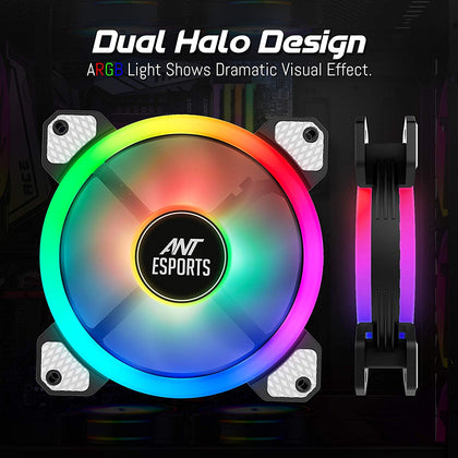 Ant Esports Superflow 120 Auto RGB V2
