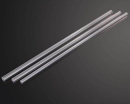Bykski 12mm ID x 16mm OD Rigid PETG Tube - 1 Meter  - Clear