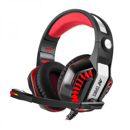 Ant Esports H900 (Black Red)